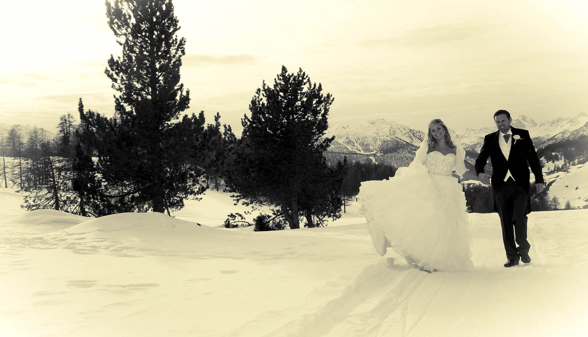 Winter Wedding Italy Estella 3