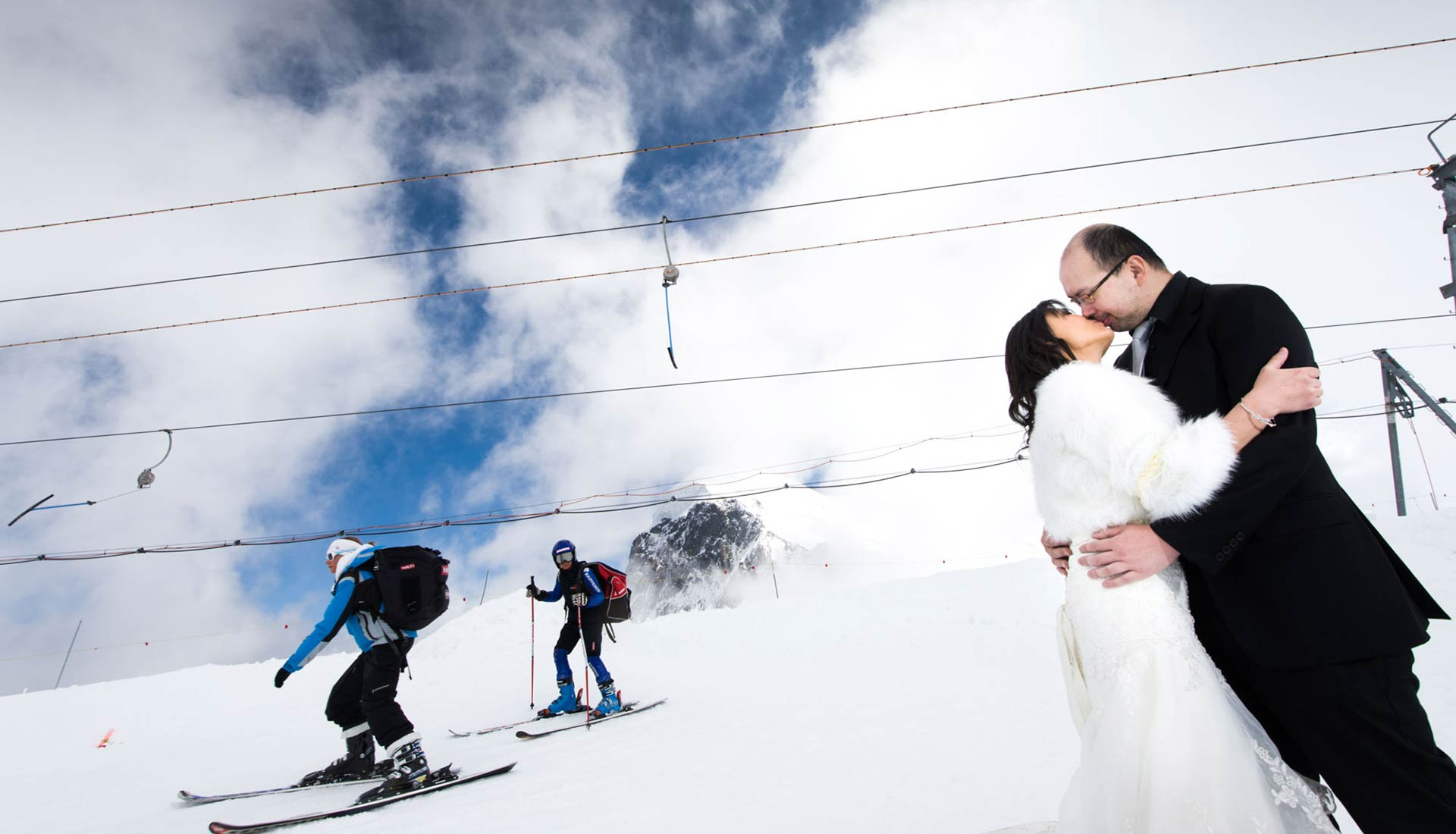 Winter Wedding Zermatt